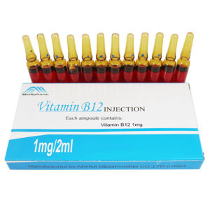 Vitamin B12 Injection Viatmin Medicine USP pictures & photos