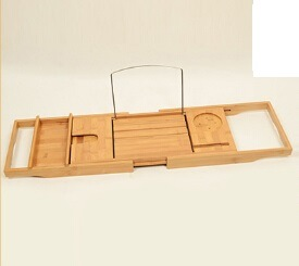 Bamboo Bathtub Caddy, Bathroom Bamboo Caddy, Bathtub Caddy pictures & photos
