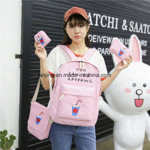 Bw1-058 Women′s Multifunction Backpack Bags Handbags for School Backpack Sets pictures & photos
