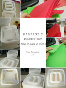 Custom White EPE Foamed Packaging Insert pictures & photos