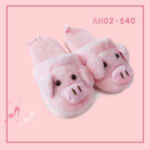 New Style Comfortable Animal Indoor Slipper pictures & photos