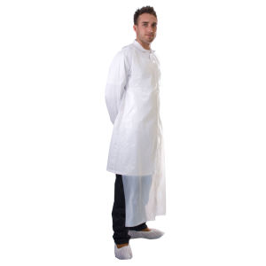 Protective Clothing Polyethylene Apron pictures & photos