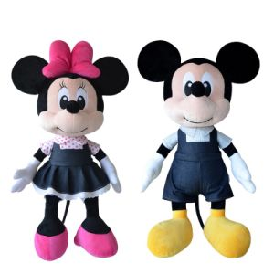2017 Hot Sale 40cm High Quality Mickey Plush Toy pictures & photos