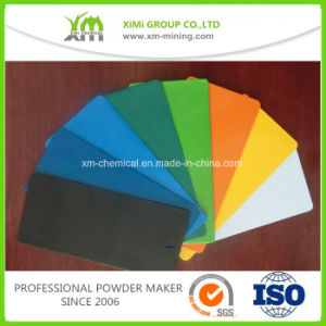 Colours Thermosetting Powder Coating for Metallic pictures & photos