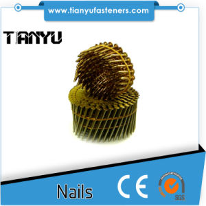 Wire Coil Ring Shank Decking /Framing Nails pictures & photos