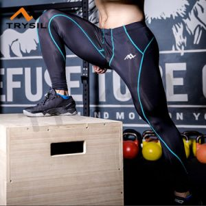 Legging Gym Fitness Compression Pants pictures & photos