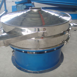 High Efficient Beverage Powder Vibrating Screen pictures & photos