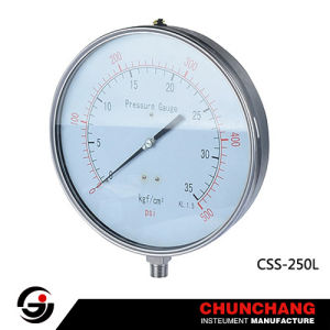 250mm Pressure Gauge pictures & photos