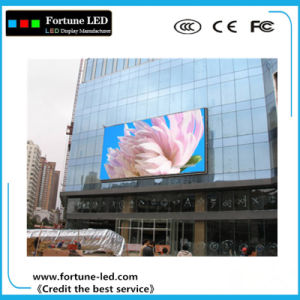 Shenzhen Fortune High Brightness P8 SMD Outdoor LED Display