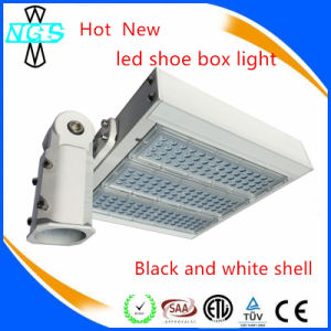 Shenzhen New Design LED Shoe Box Light for Parking Lot pictures & photos