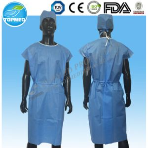 SMS Crub Suit with V-Collar/Round Collar pictures & photos