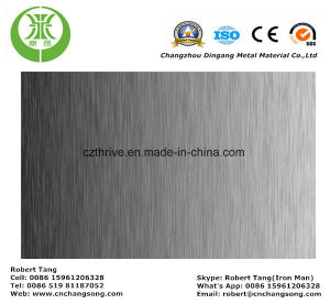 Hairline Bushed Color Coated Aluminum Coil pictures & photos