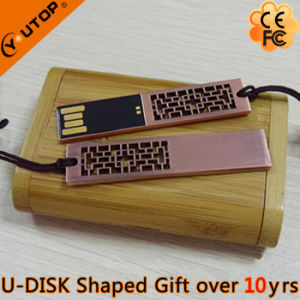 USB Flash Drive for Bookmark Promotion Gift (YT-3294-02) pictures & photos