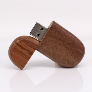 USB Disk USB Thumbdrive Flash Memory Wooden USB Flash Drive pictures & photos