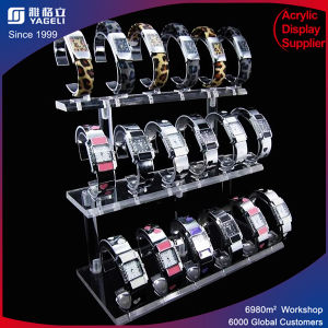 3 Tier Acrylic Watch Display pictures & photos