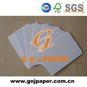 High Smoothness White Coated Ivory Paper for Sale pictures & photos
