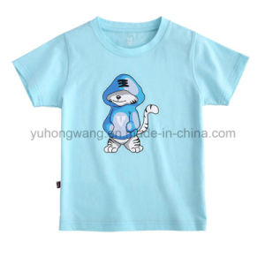 Promotional Cotton Kid′s Printed T-Shirt pictures & photos