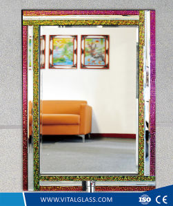 4mm Silver/Aluminium Mirror/Tinted/Reflective Mirror with Ce pictures & photos