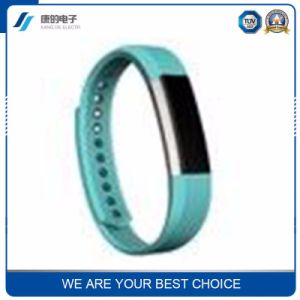 Custom New Bluetooth Sports Waterproof Step Wechat Internet Sleep Analysis Smart Bracelet pictures & photos