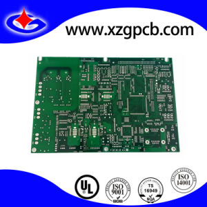 Four Layer Rigid Printed Circuit Board for TV Mainboard pictures & photos