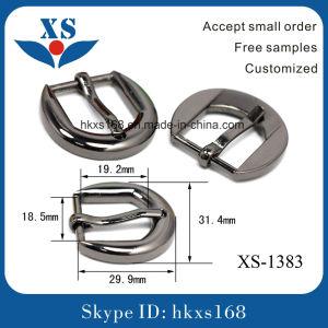18.5mm Gunmetal Metal Belt Buckle Wholesale pictures & photos