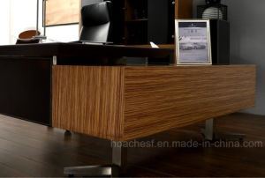 2017 New Product Leather MDF Office Modern Furniture (V5) pictures & photos