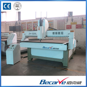 Economic CNC Engraving Machine for Advertising and Woodworking pictures & photos