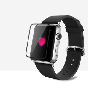 Asahi Glass Delicate Touch Tempered Glass Film Phone Accessories for Apple Watch pictures & photos