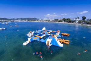Big Inflatable on Sea Water Park pictures & photos