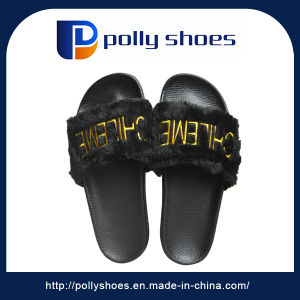 Softly Comfortable Thick Soled Men Indoor Slipper pictures & photos