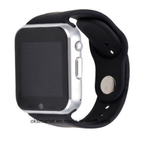 2017 Gw05 Smart Watch Mtk 6572 SIM Card Android 4.4 Bluetooth 3G WiFi Camera GPS Watch pictures & photos