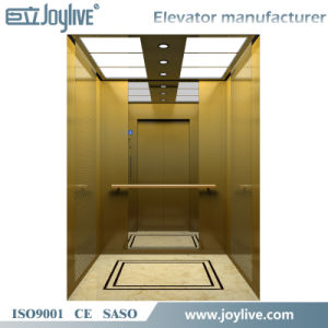 6-8 Person Vvvf Safe Residential Passenger Elevator Lift Manufacturer in China pictures & photos