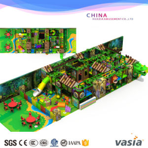 Nature Theme Small Naughty Fort Indoor Playground Vs1-160125-80A-33 pictures & photos