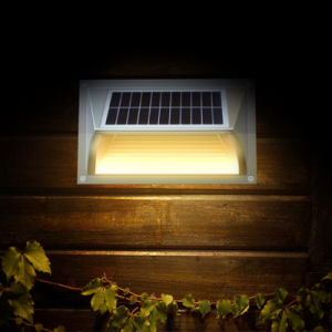 Low Price LED Security Solar Lamp Step Solar Light Cableless Stair LED Solar Light with Top Quality pictures & photos
