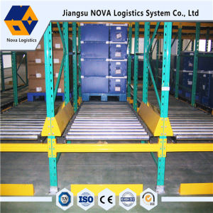 Warehouse Racking of Gravity Roller Racking From pictures & photos