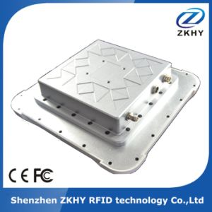 2 Antenna Port High Performance UHF RFID Integrated Reader pictures & photos