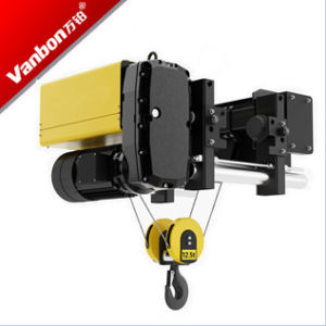 Vanbon Single Girder Wire Rope Hoist pictures & photos