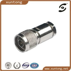N Connector Male Crimp Plug for LMR400 Rg8 pictures & photos