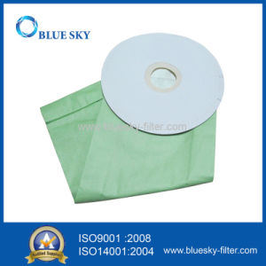 Green Paper Vacuum Cleaner Bag for Rubbermaid pictures & photos