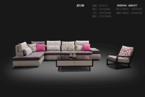 Modern Design Best Price Living Room Fabric Sofa Jb124b pictures & photos
