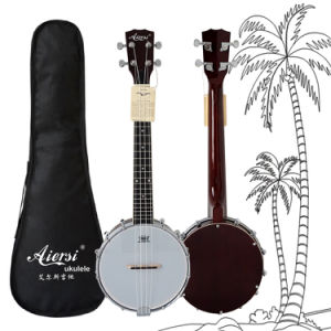 Factory Price OEM ODM 26 Tenor Size Banjo Ukulele pictures & photos