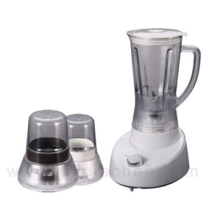 Multifunction Blender Household Appliance 3in1 pictures & photos
