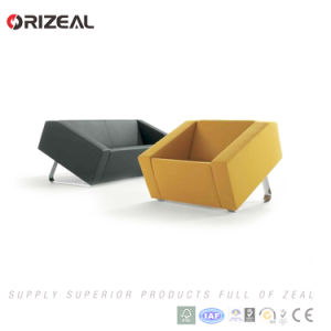 Orizeal Velvet Modern Green Office Lounge Sofa Chair (OZ-OSF015) pictures & photos