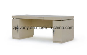 New Classic Style Wood Furniture Wooden Desk (LS-232) pictures & photos