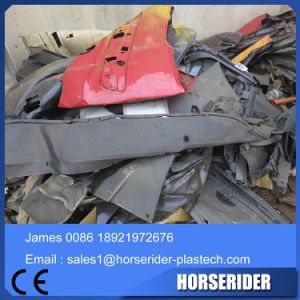 Twin Shaft Shredder Recycle Carton Box pictures & photos