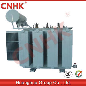 Oil Immersed No-Excitation Power Transformer pictures & photos