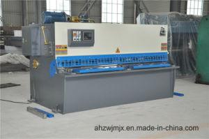 QC11k 16*3200 Hydraulic CNC Guillotine Shearing Machine pictures & photos