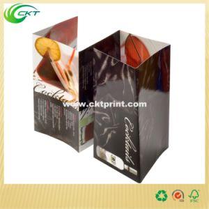 Custom Glossy Lamination Brochure Printing (CKT-BK-549)