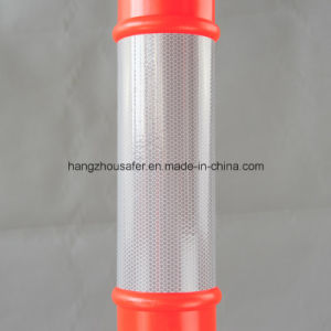 Traffic Safety Warning T-Top Bollard (S-1421) pictures & photos