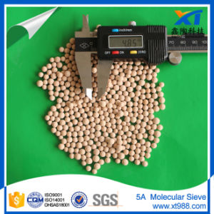 Xintao 5A Molecular Sieve 3-5mm (Sphere) , Removal Moisture, China Adsorbents pictures & photos
